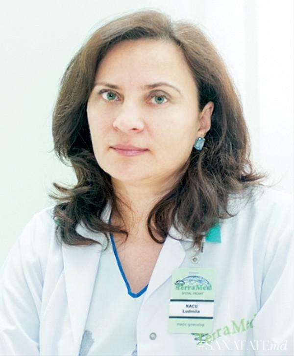 Людмила Наку
