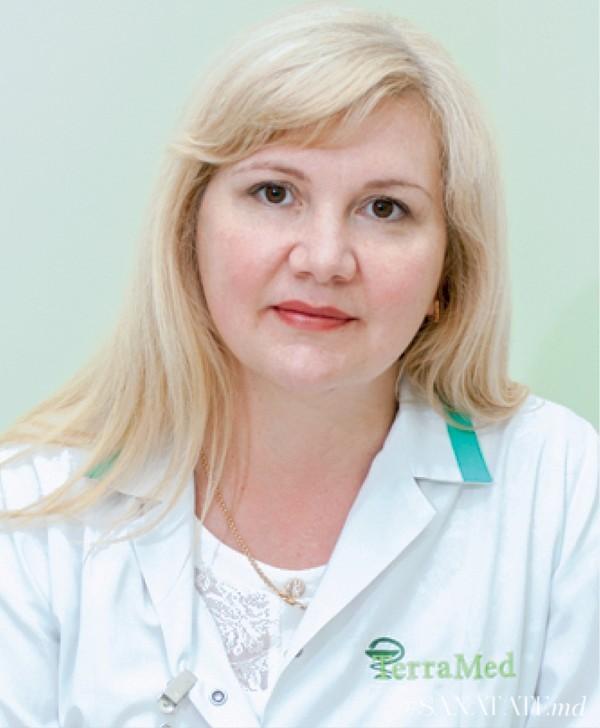 Людмила Веленчук