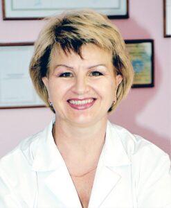 Наталья Ботиряну.