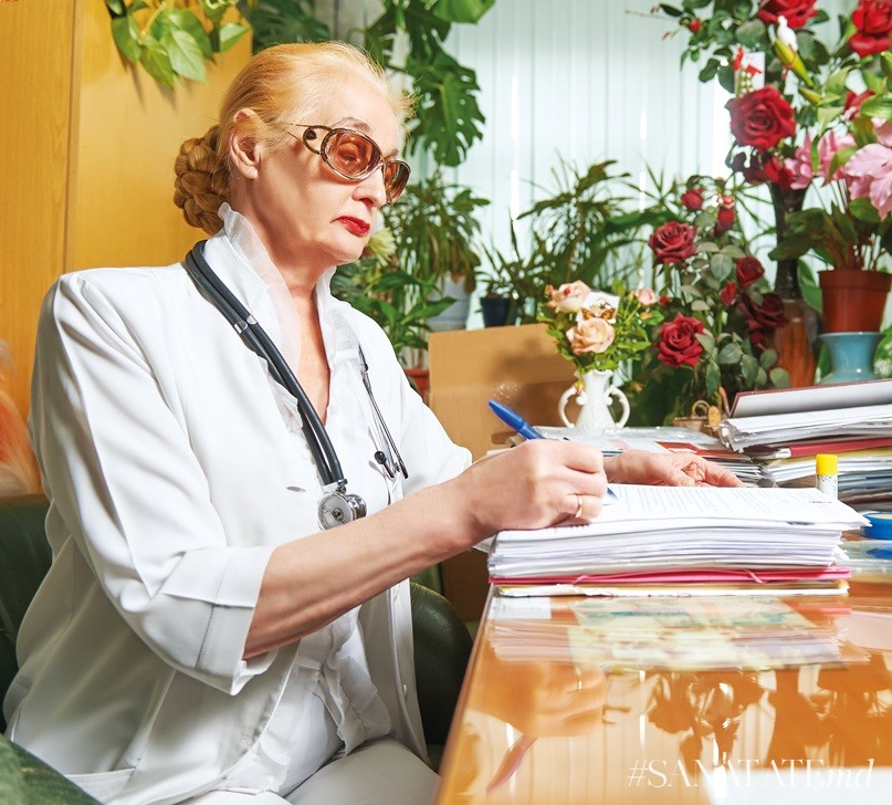 Ева Михайловна Гудумак