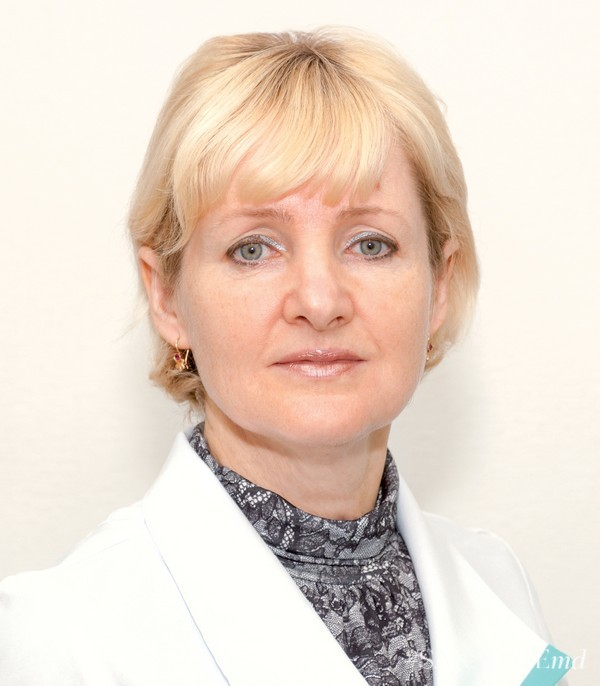 Нина Туркулец