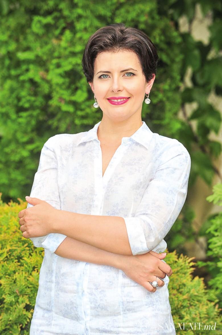 Лилия Цуркан