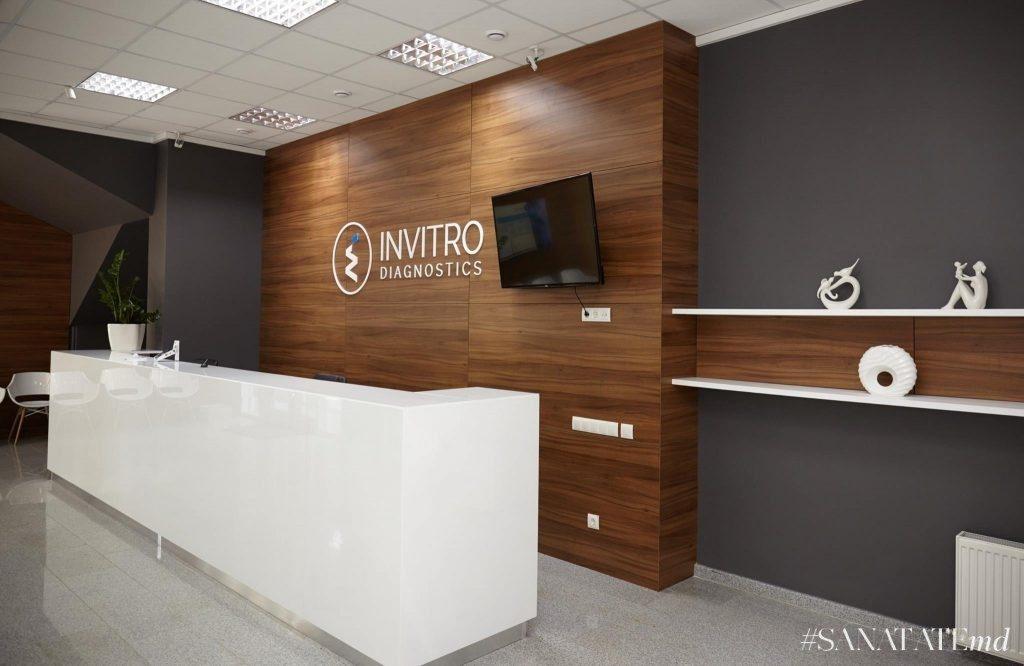 Филиал Invitro Diagnostics на рышкановке