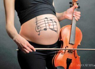 музыка для беременных