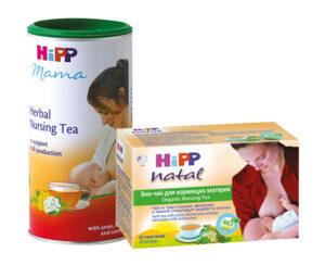 Hipp чай