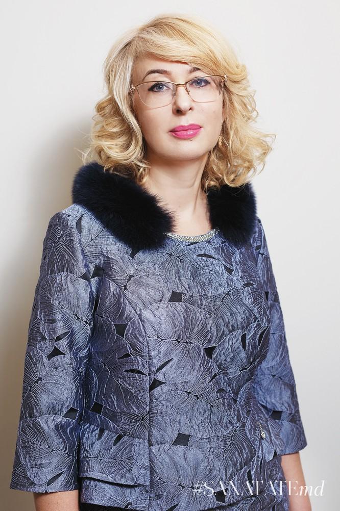 Елена Судачевская