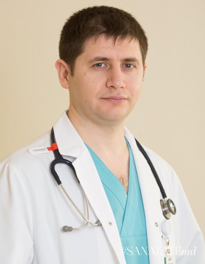Константин Козма врач-кардиолог