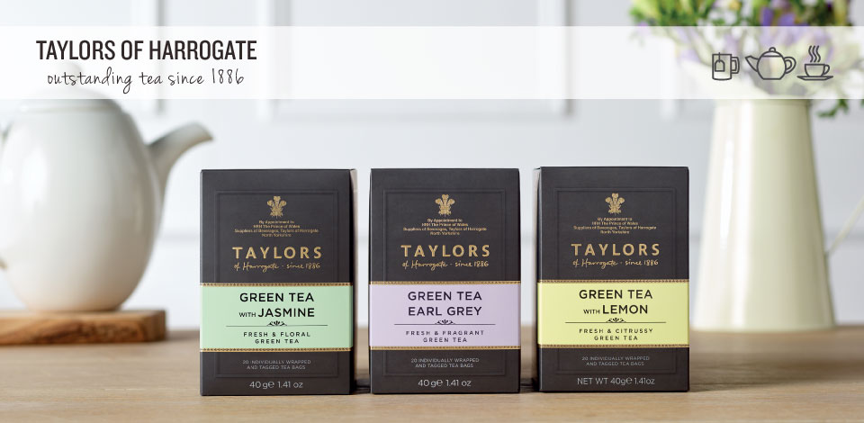 Чай Taylors of Harrogate в магазине Ethiopia