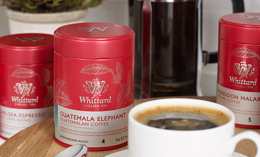 Кофе Whittard