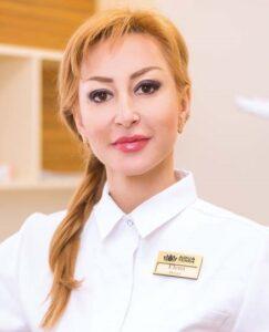 Елена Терлецкая