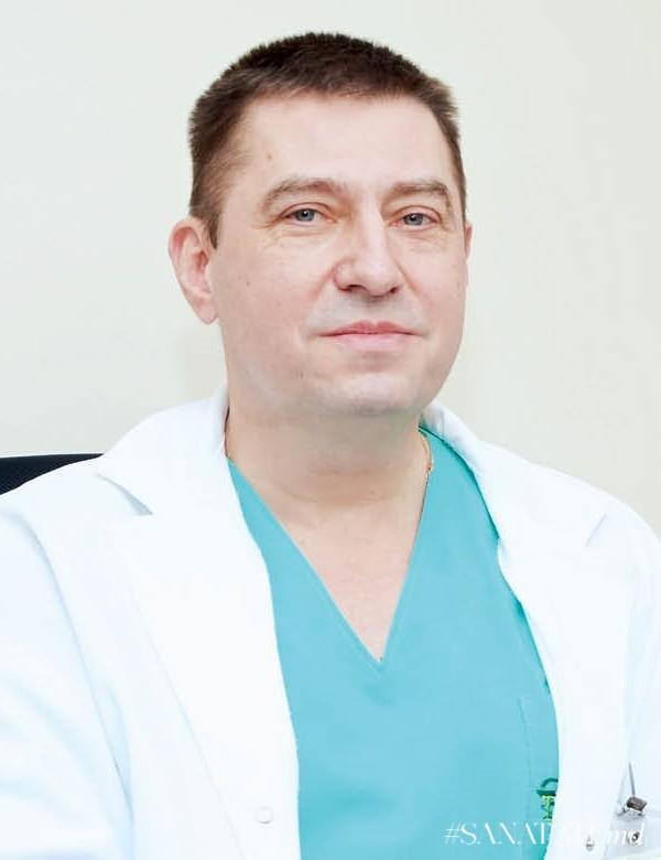 Михаил Ивась