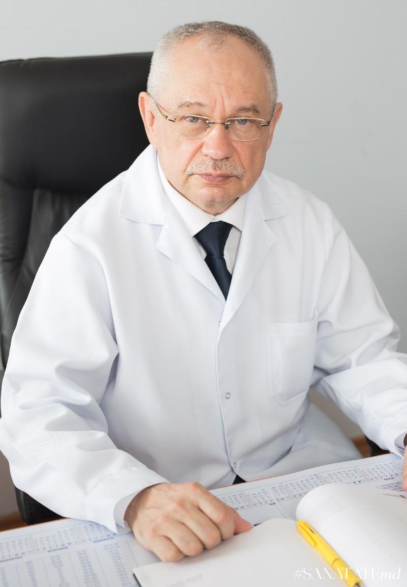 Александр Сандул