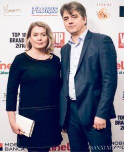 Анжелика и Иван Щербатые