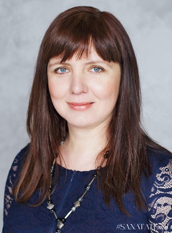 Лариса Соловьева