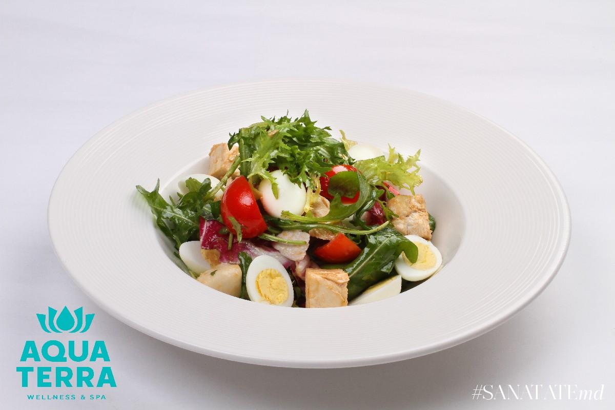 Aquaterra Fitness Cafe