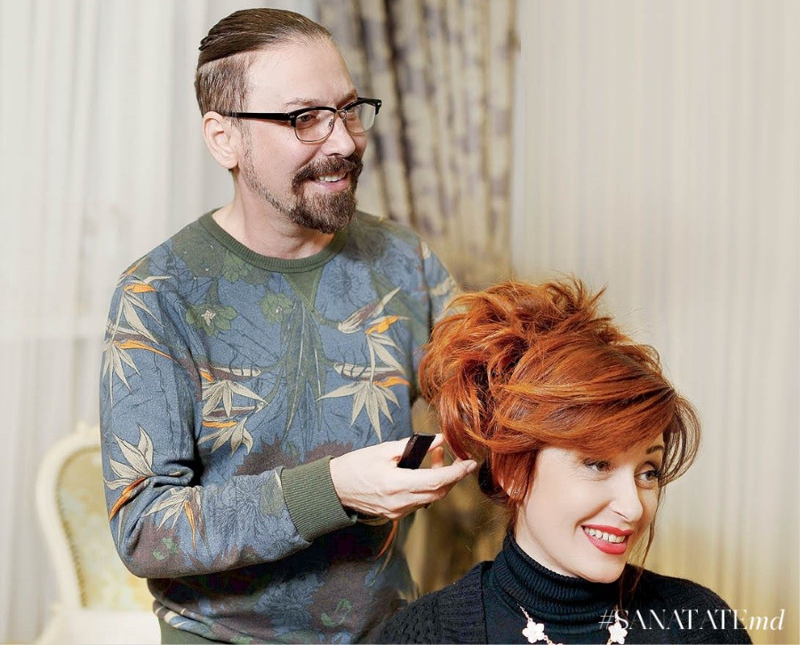 Salon Studio Vasilii Gоrbaciov