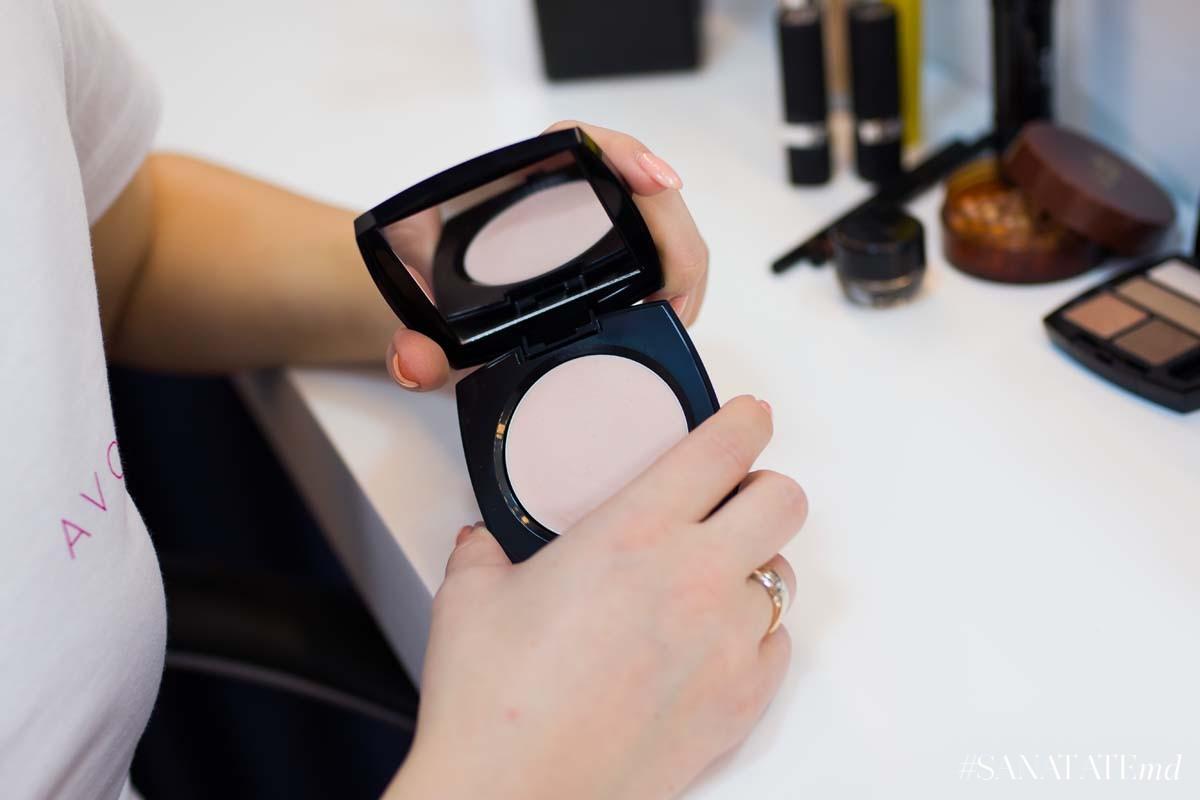 Базовый макияж глаз