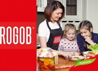 Алена Бурак-Носачева: мамы выбирают для своих деток ROGOB!