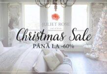 Рождественская распродажа в Juliet Rose!