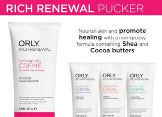 Уход за вашей кожей доверьте ORLY