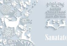 Журнал Sanatate поздравляет вас с Новым годом!