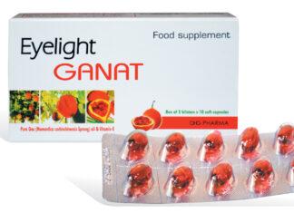 аптека Orient, препарат Eyelight Ganat