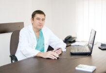 Михаил Ивась: «Мы гордимся тем, что пациенты доверяют нам свое здоровье!»