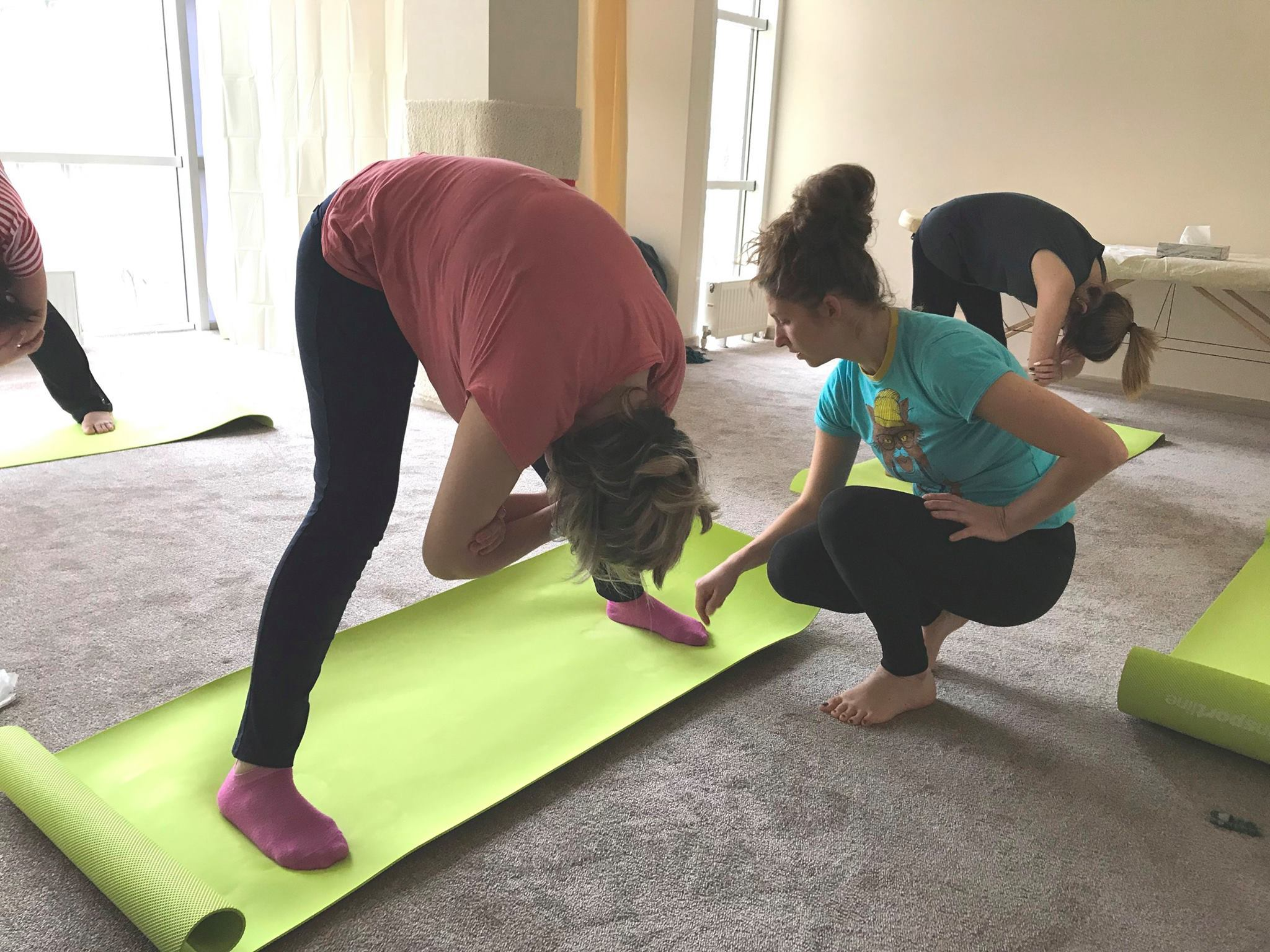 Йога-терапия в центре Neurocos