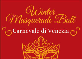 Winter Masquerade Ball