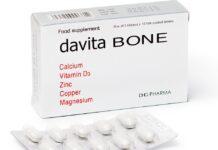 Davita BONE в аптеках Orient