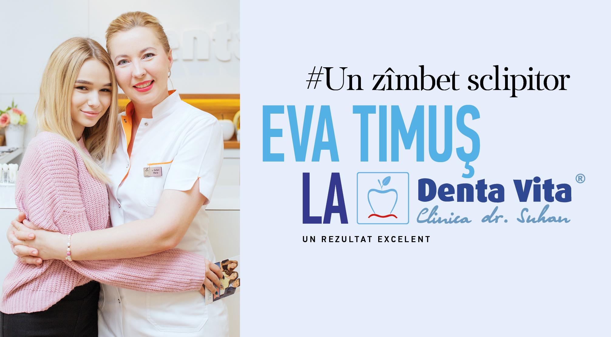 Eva Timuș la Denta Vita