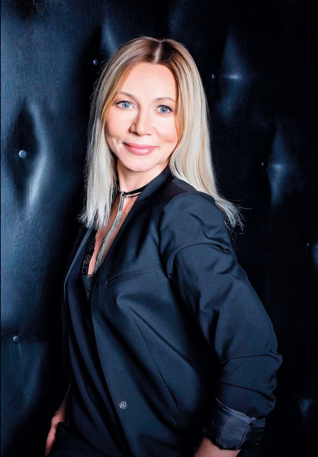 Оксана Чупрун