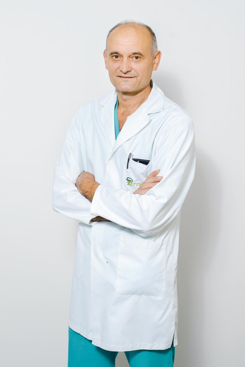 Николай Ерхан, ортопед-травматолог клиники TerraMed
