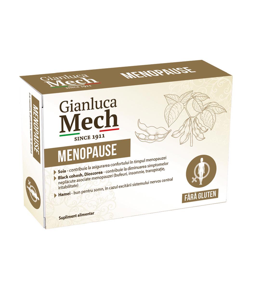 Gianluca Mech Menopause