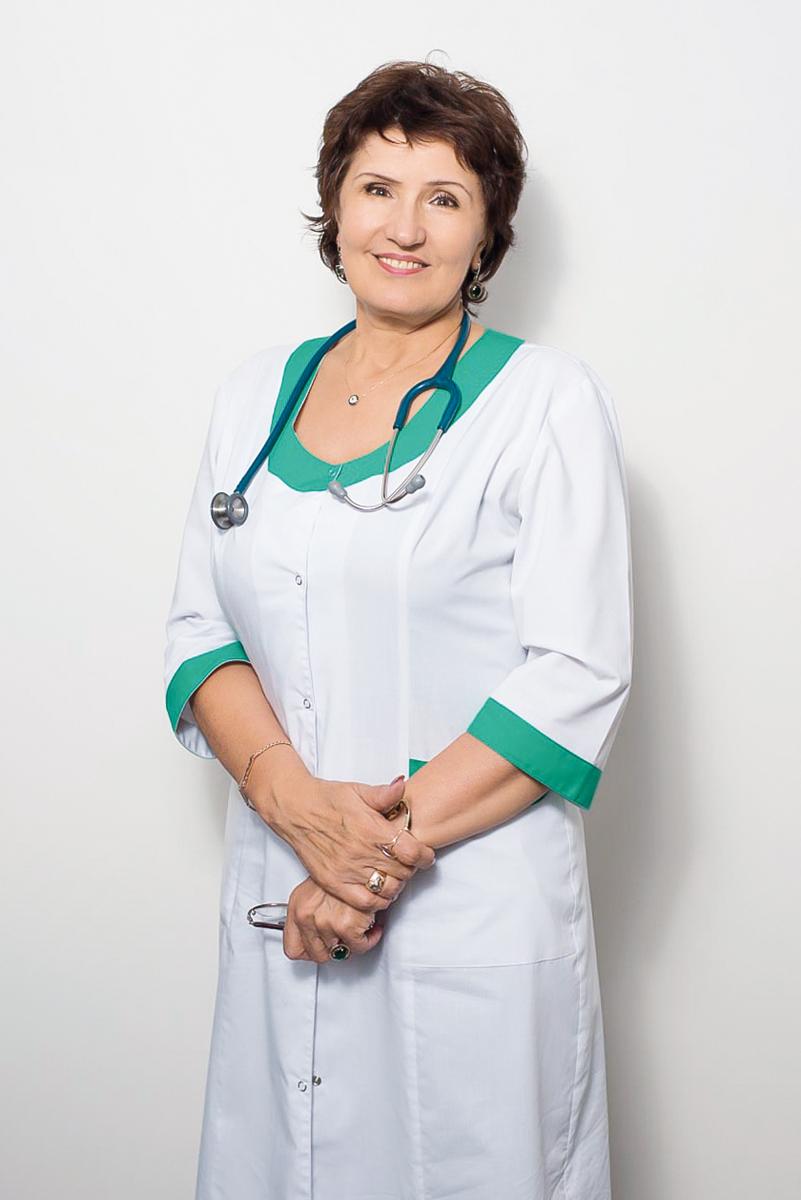 Нелли Романова, педиатр клиники Terra Med