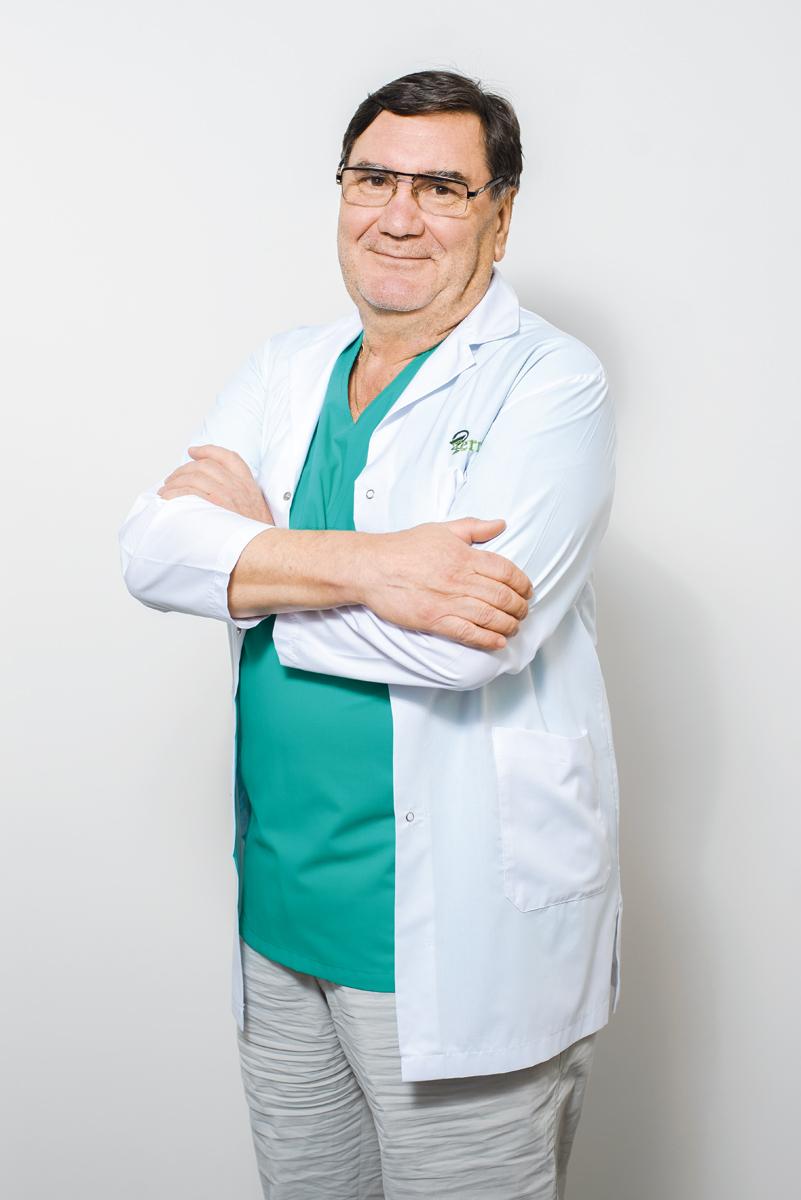 Виктор Ремизов, ортопед-травматолог клиники TerraMed