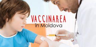 Revista Sanatate vaccinarea copiilor in Moldova