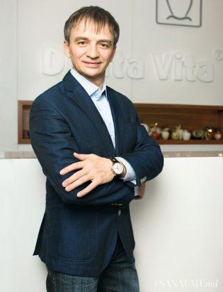 Сергей Сухан, главный врач клиники Denta Vita