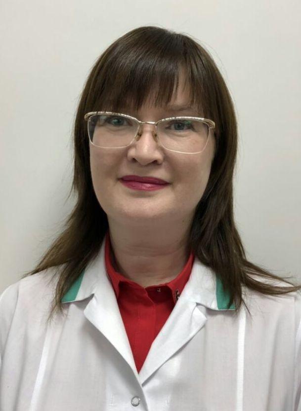 Светлана Константинова, сонографист