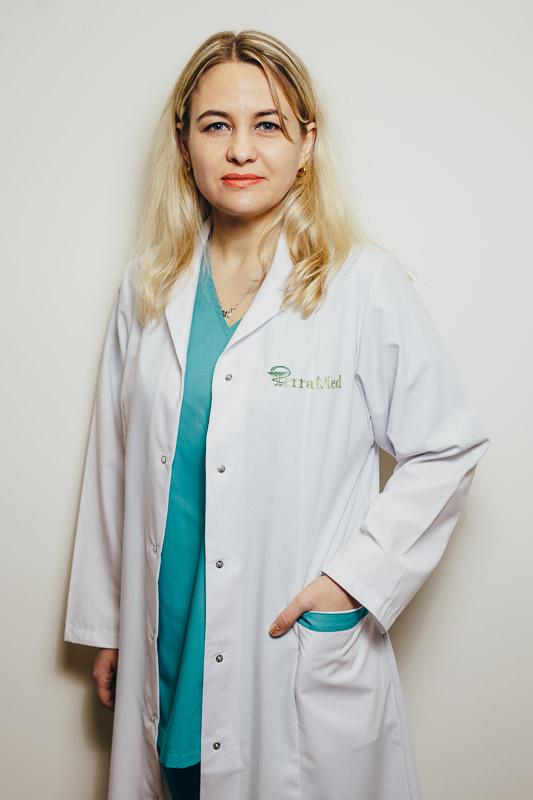 Наталья Трофимчук, врач-психолог, арт-терапевт, магистр коррекционной психологии