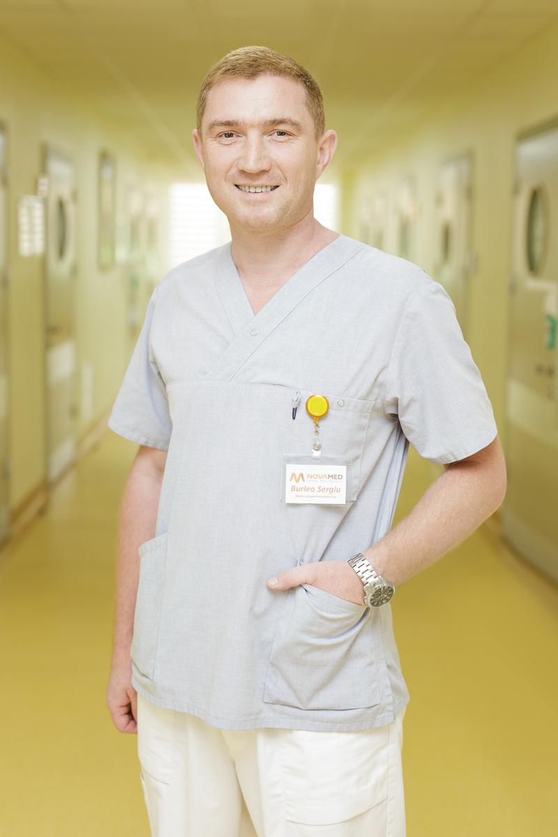 Burlea Sergiu - medic ortoped traumatolog