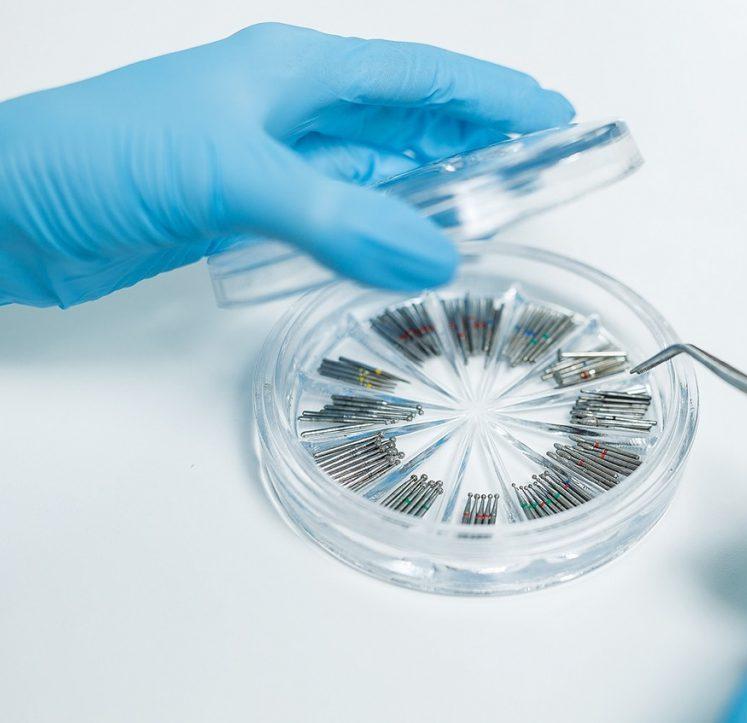Denta Vita безупречная стерилизация