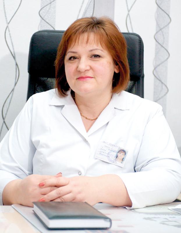 Людмила Бырка, директор детской инфекционной больницы