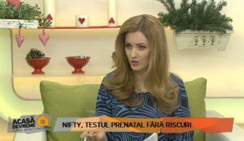 NIFTY ™ - тест для будущих мамочек