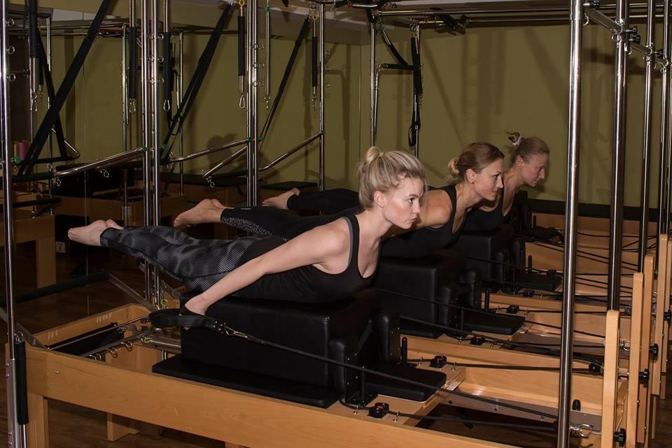PilatesM Studio обучение профессии