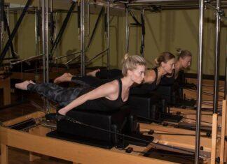 Курс обучения программы Pilates