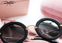 Солнцезащитные очки с диоптриями в Pro Optic