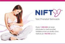 Synevo тест Nifty для беременных