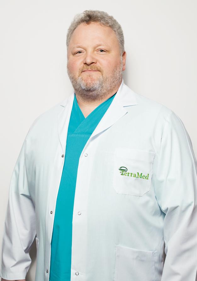 Вадим Яким, флеболог, сосудистый хирург