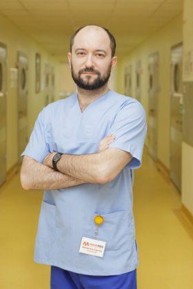 Горошенко Евгений, хирург-гинеколог